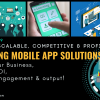E-learning Mobile App development solutions